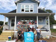 VITAL WorkLife Team at Habitat