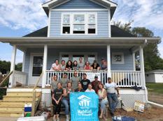 VITAL WorkLife Team at Habitat