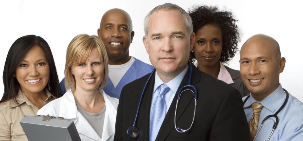 We help healthcare organizations