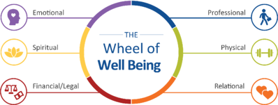 Wheel of Well Being-2020