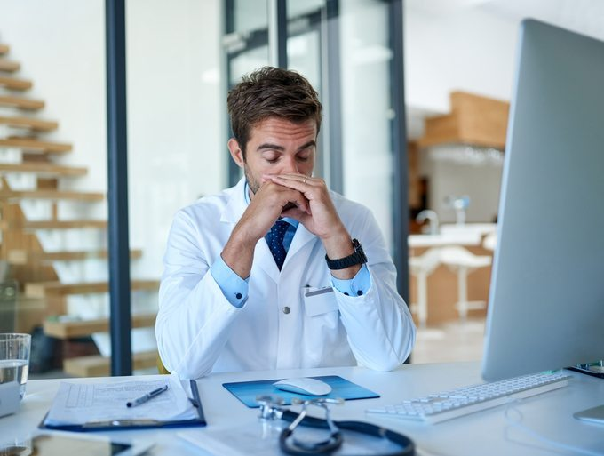 Stressed Physician Intervention